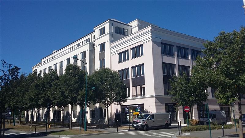 Le VEGA - Bureaux neufs à vendre ou à louer dans le centre urbain du Val d'Europe - Photo 1