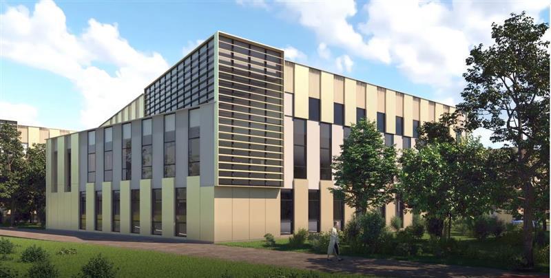 Le Campus - Business Cluster - activités et bureaux à vendre ou à louer - ZAC Aerolians Paris - Photo 1