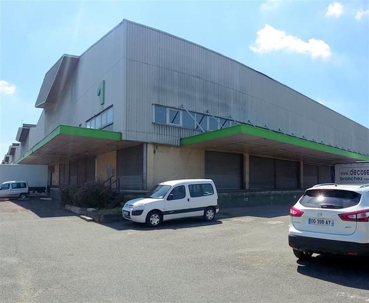 A louer - Entrepôts à Garonor - Bâtiment 1 - Photo 1