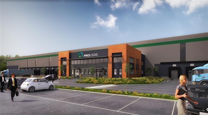 Entrepôt logistique neuf à Louer - Photo 1