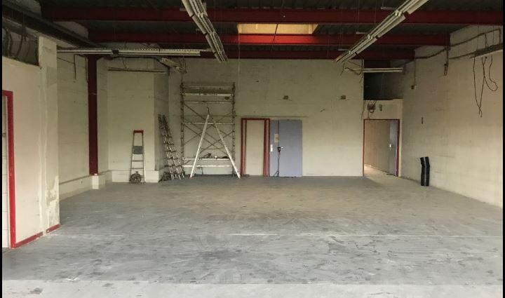 Centre d'activites de l'Ourcq à Pantin - Local d'activités à louer - Photo 1