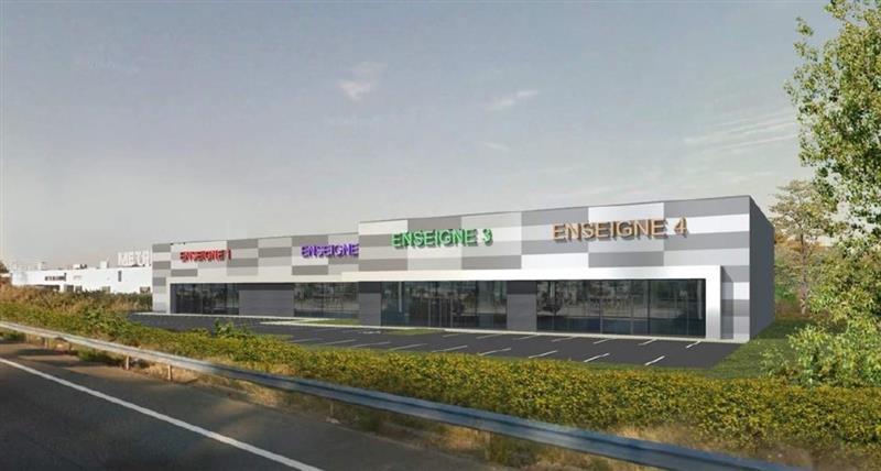 Toulouse Nord Sesquières - à louer bâtiment commercial de 1900 m² divisible à partir de 330 m² - Photo 1