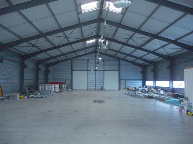 TOULOUSE Nord SAINT JORY - Bâtiment indépendant à louer - 874m² sur terrain 4 000 m² - Photo 1