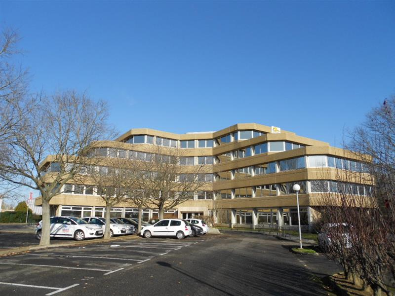 Bureaux à la location de 117m² à 404m² Toulouse Ouest - Photo 1