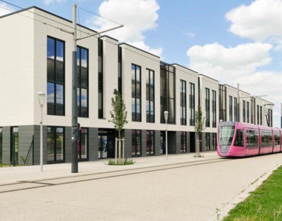 Bureaux - Parc TGV Reims Bezannes