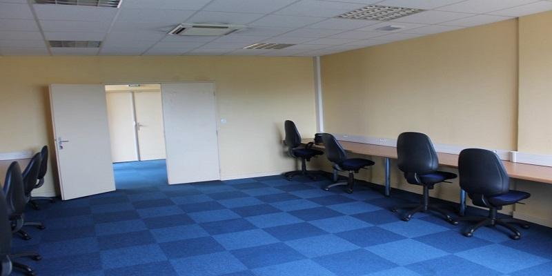 Bureaux open-space à Vichy