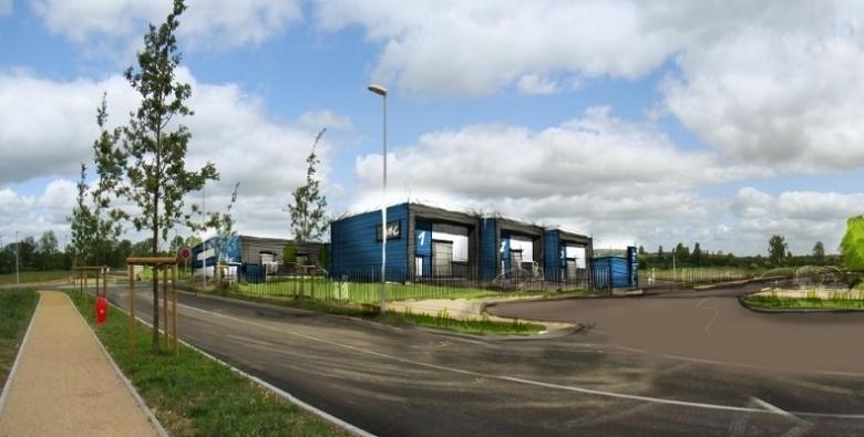 Bâtiment industriel en location - Parc Technologique de Nevers Magny-Cours