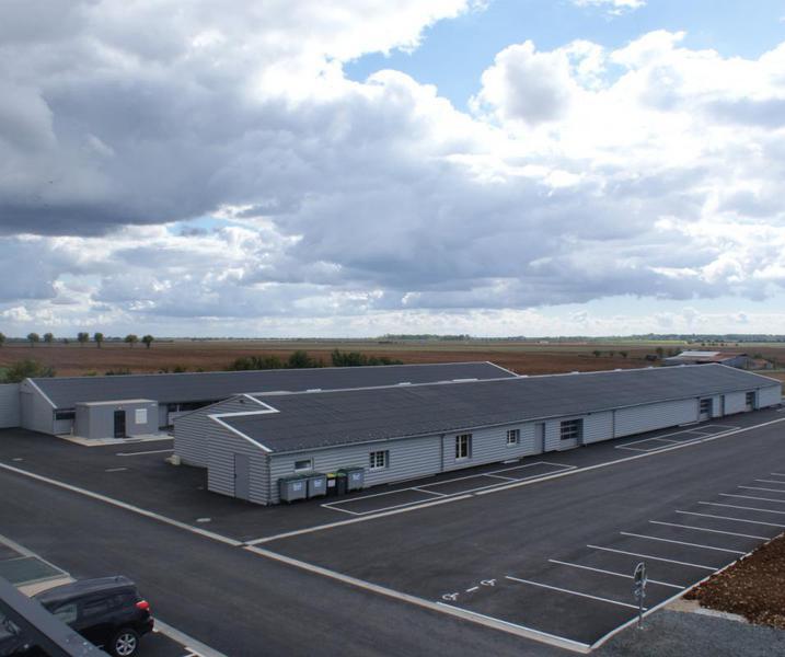Ateliers relais - Pôle Automobile Vendée - Photo 1