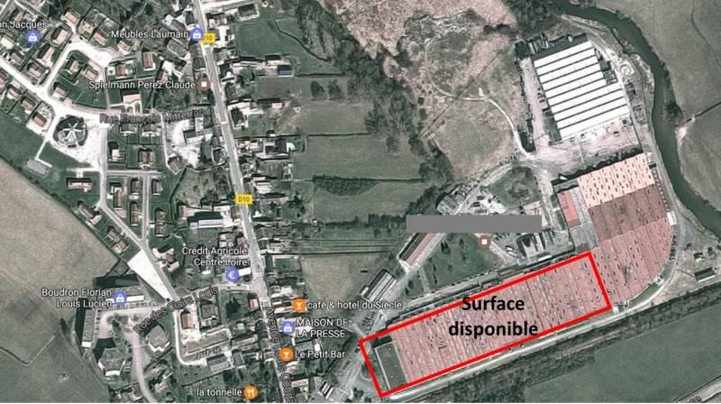 Entrepôts Local d'activités Cercy La Tour 58340