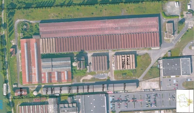 Entrepôts Local d'activités Pont Sainte Maxence 60700