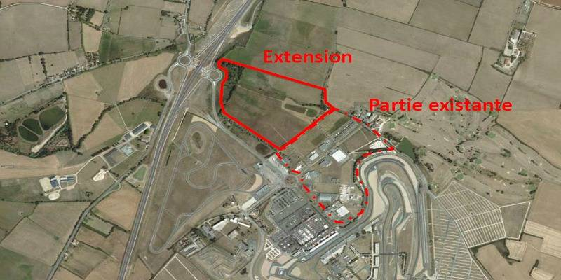 Terrains Magny Cours 58470