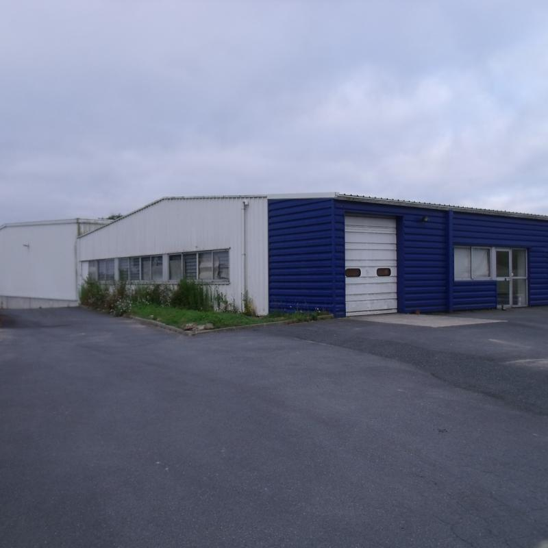 Vente ou location d'entrepôts - La Bruffière - Photo 1