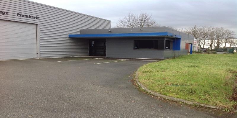Location d'un local d'activité dans le Pays de Vannes - Photo 1
