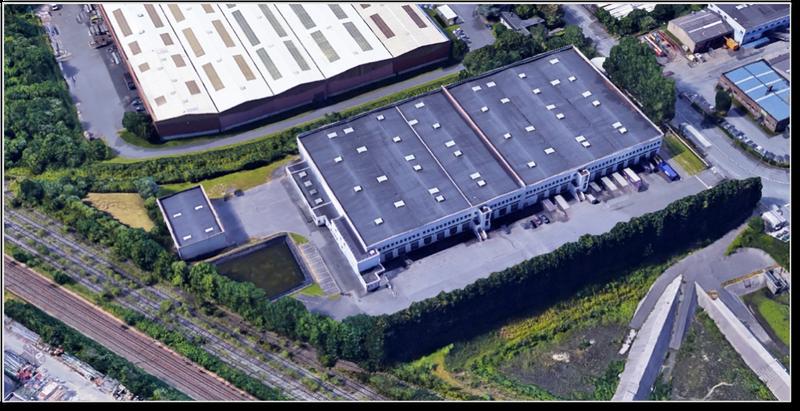 CRT de Lesquin, entrepôt divisibles - Photo 1
