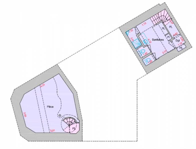 Location locaux commerciaux paris 75017 188m2 for Locaux commerciaux atypiques paris
