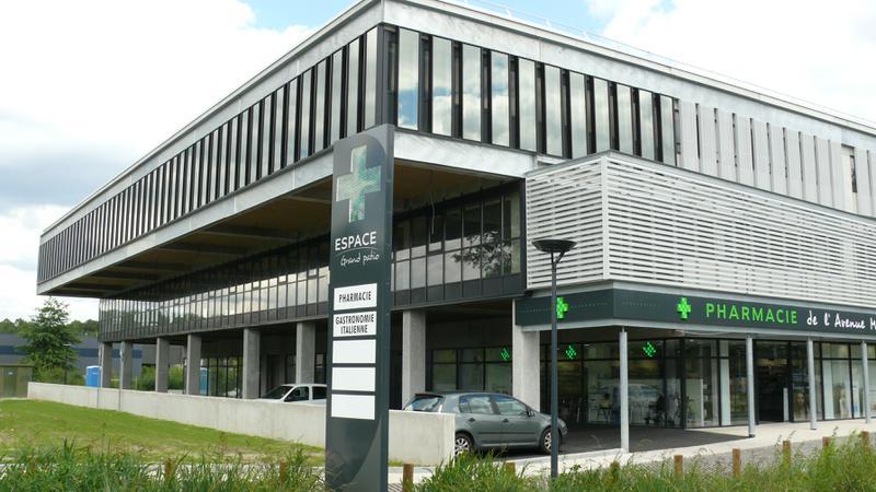 A louer Bureaux - Merignac - Parc Vert Castel - Photo 1
