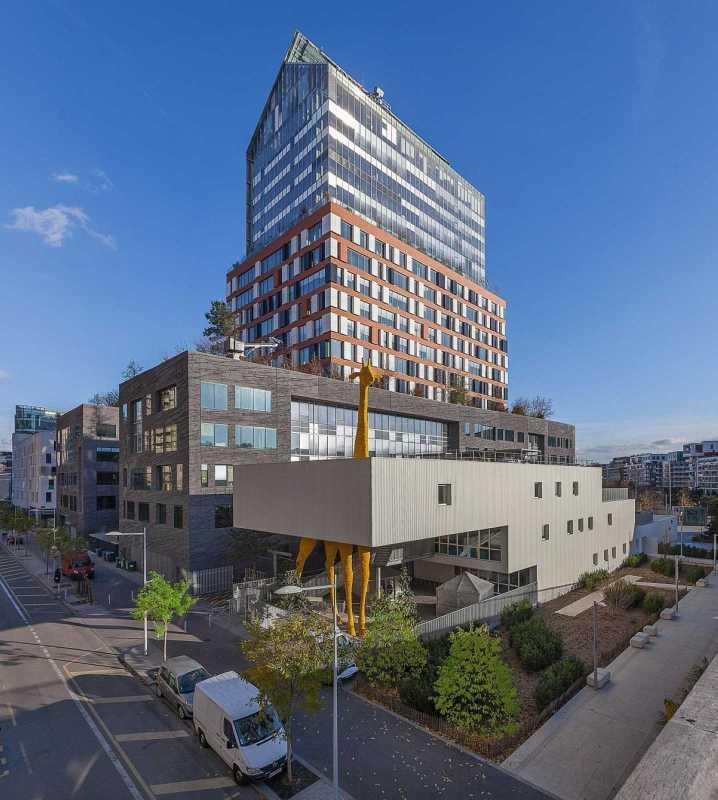 Location bureaux boulogne billancourt 92100 1 856m2 id - Location bureaux boulogne billancourt ...