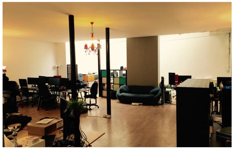 location bureaux paris 18 75018 210m2. Black Bedroom Furniture Sets. Home Design Ideas
