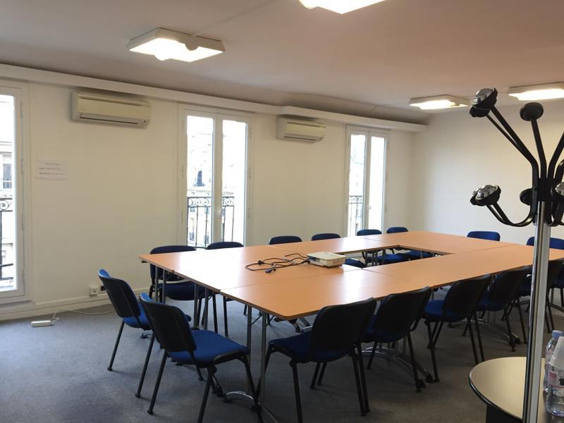 Bureaux climatisés - Photo 1