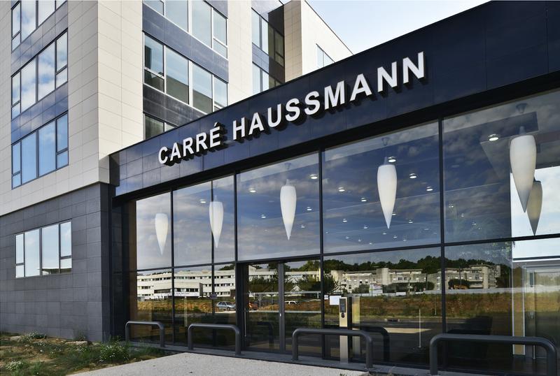 Bureaux de standing Le Carré Haussmann Evry - Photo 1