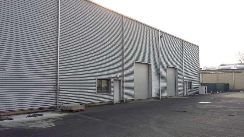 Location Locaux d'activités La Courneuve 93120 - Photo 1