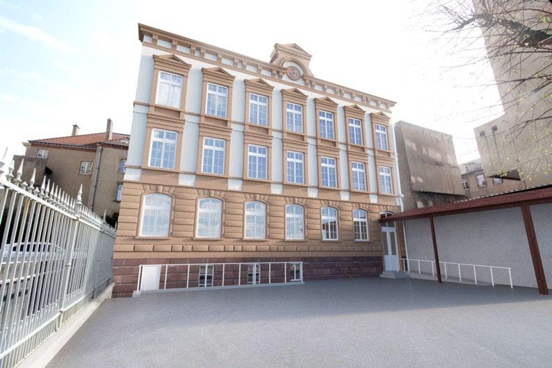 Bureaux de prestige Metz Centre avec parking