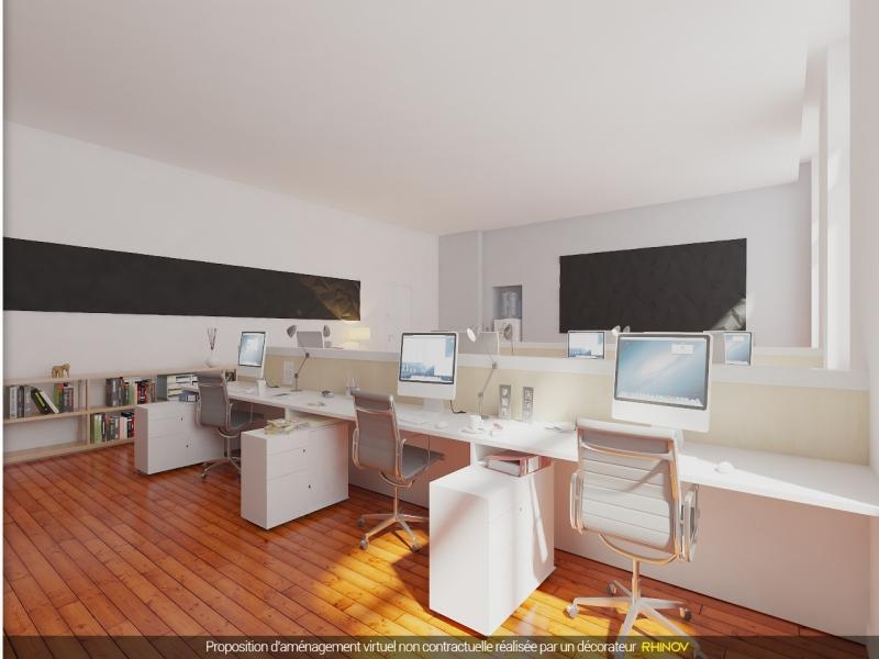 Bureaux de prestige METZ Centre de 201 m2 au 1er étage avec parking