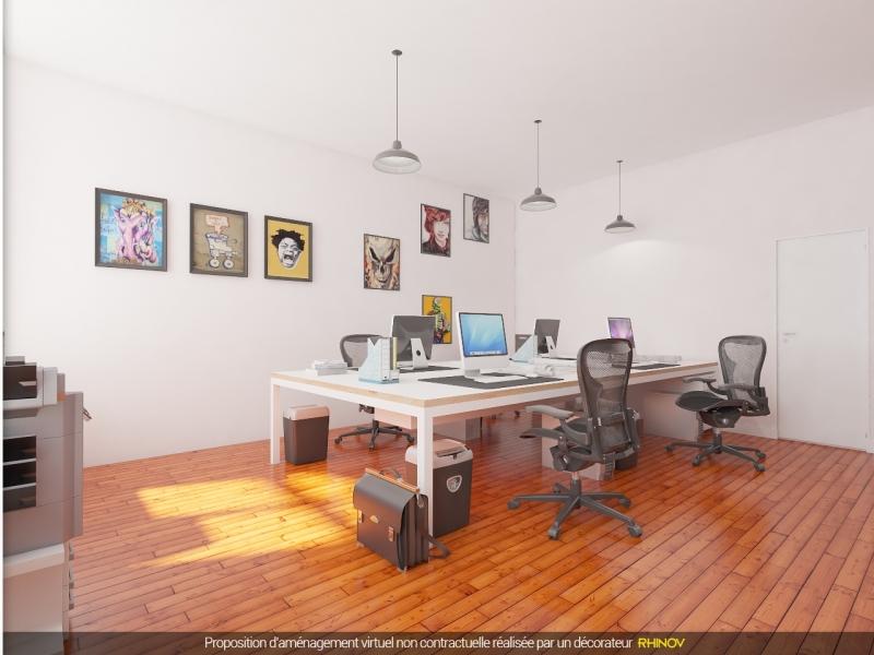Bureaux de prestige Metz Centre 2ème étage 423 m2 avec parking