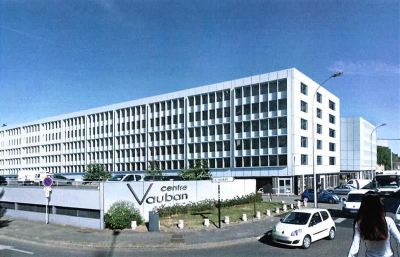 LE CENTRE VAUBAN - BUREAUX DISPONIBLES A LA LOCATION ET A LA VENTE - Photo 1
