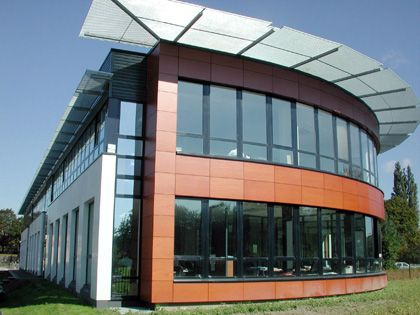 Location bureaux lambersart 59130 2 202m for Surface de bureau