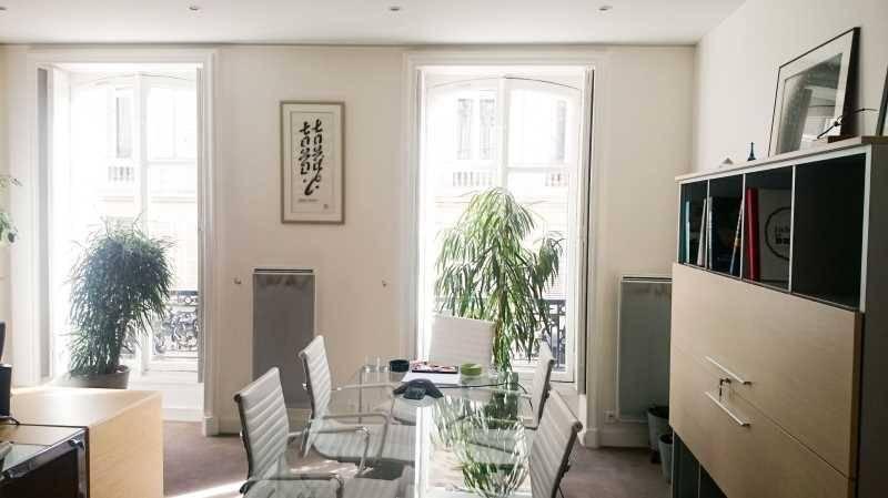 location bureaux paris 75116 142m2. Black Bedroom Furniture Sets. Home Design Ideas