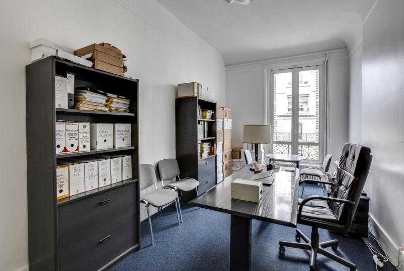 Location bureaux paris 75009 165m2 for Location bureau 13