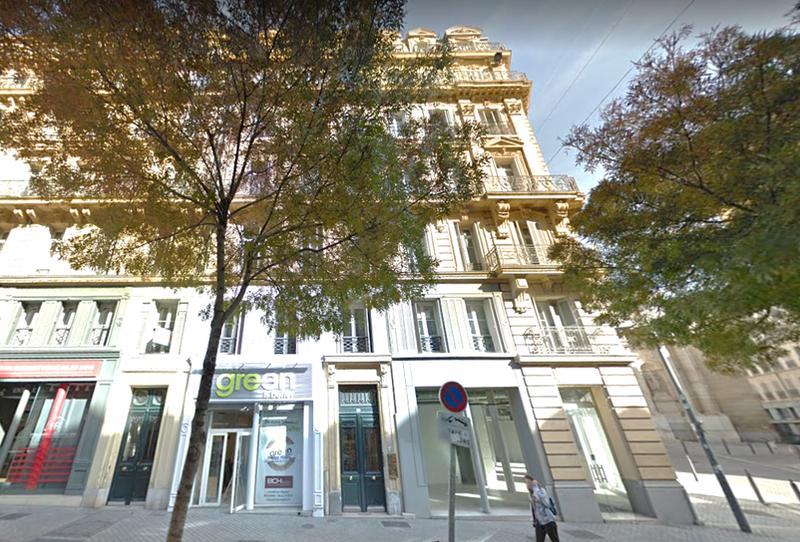 Bureaux à louer - Rue de la République - 13001 Marseille - Photo 1