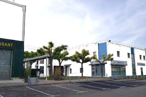 Entrepôt à louer dans la Zone Estoublans à Vitrolles - Photo 1
