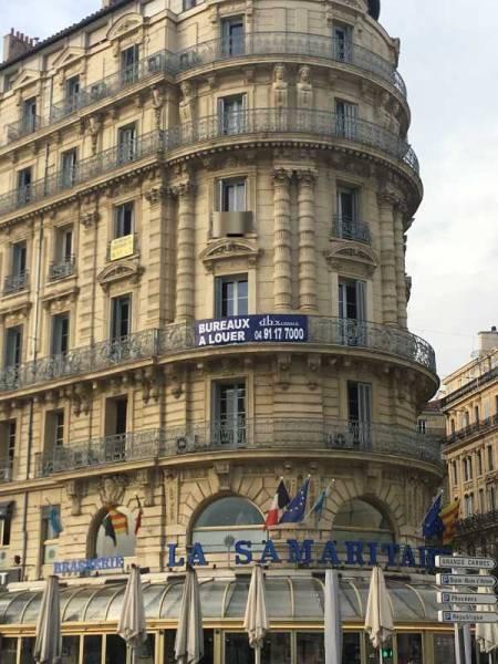 Location bureaux Marseille 13002