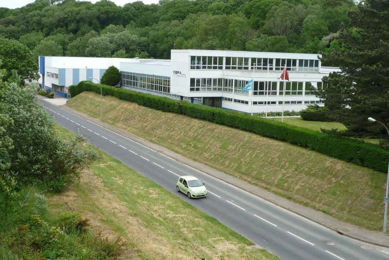 Site de 7 290 m² (ponts roulants) à Saint-Valery-en-Caux