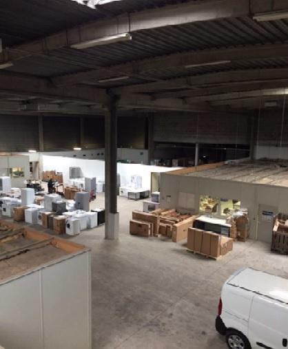 Entrepôt 2600m² - Photo 1
