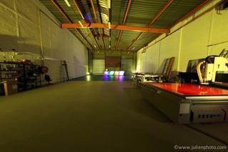 Local d'activités 638m² - Photo 1