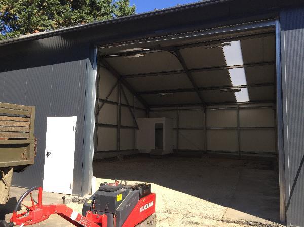 Entrepôt 150m² - Photo 1