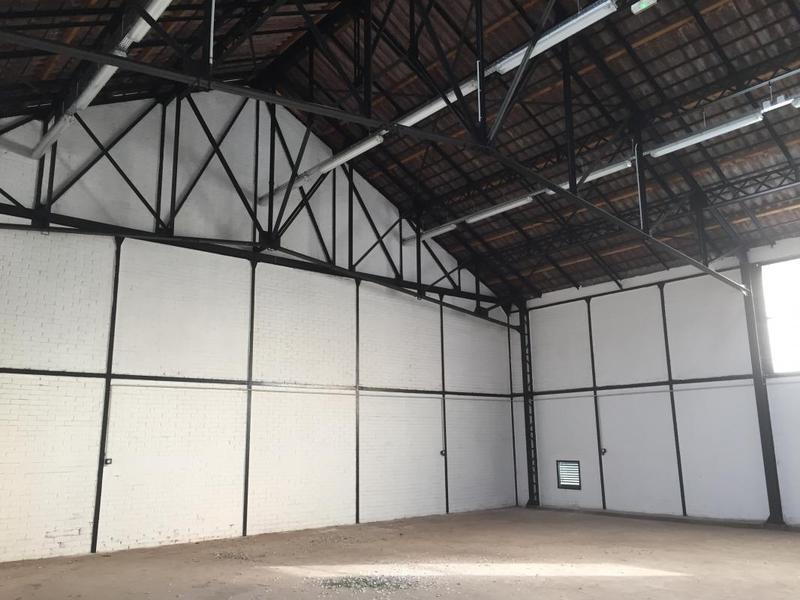 Entrepôt 138m² - Photo 1