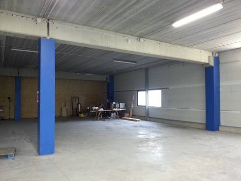 Location entrep t stains 93240 7 540m2 for Garage stains 93240