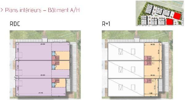 location locaux d 39 activit s bois d 39 arcy 78390 414m2. Black Bedroom Furniture Sets. Home Design Ideas