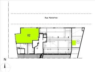 vente bureaux lyon 09 69009 88m2. Black Bedroom Furniture Sets. Home Design Ideas