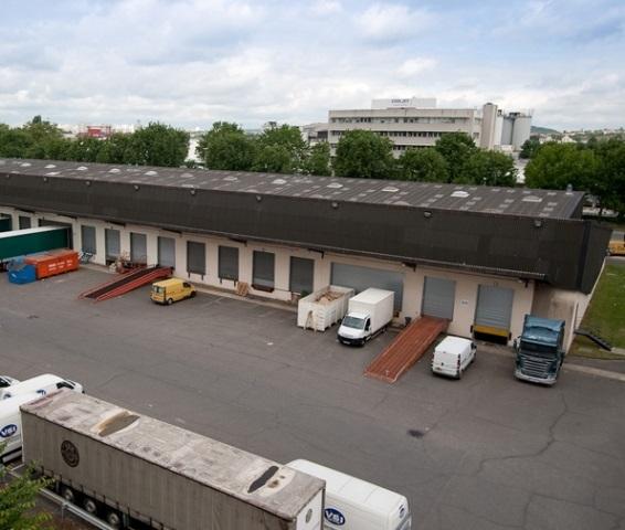 Location entrep ts gennevilliers 92230 553m2 - 37 route principale du port gennevilliers ...