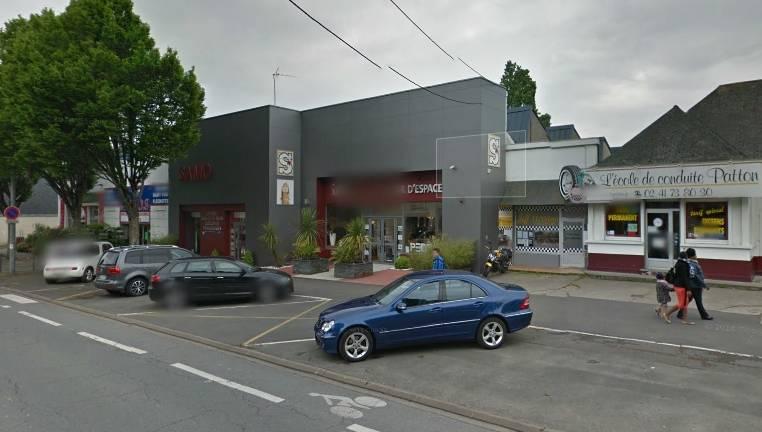 Vente locaux commerciaux angers 49100 2346m2 for Prix m2 angers