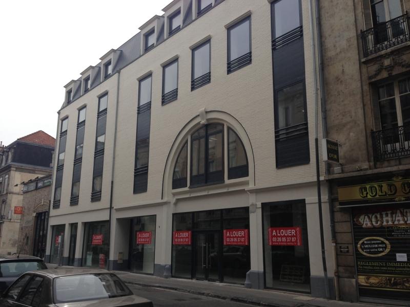 REIMS Centre - Bureaux NEUFS, 6 rue Clovis