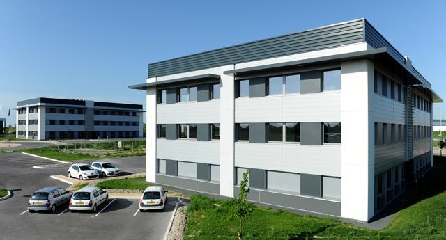 ZAC CROIX BLANDIN - Immeuble de bureau neuf
