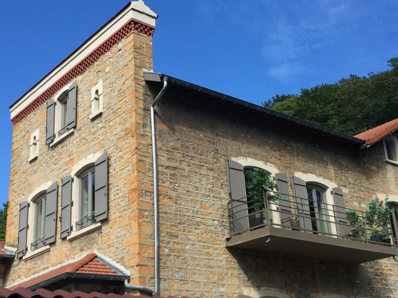 Bureaux ou logement  en duplex de 127 m² utiles