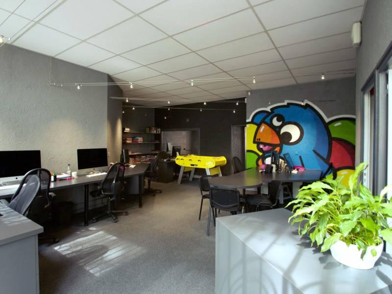 Location de bureaux LYON CROIX ROUSSE - 80 m²