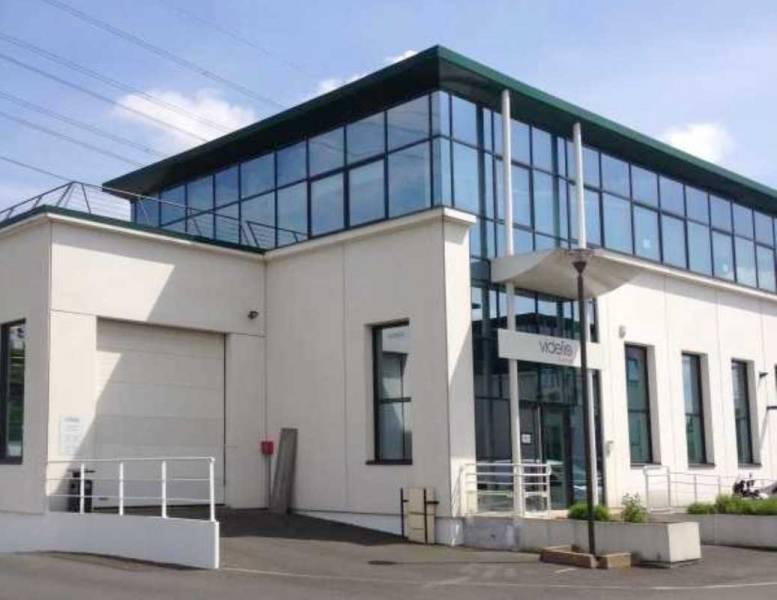 Location bureaux villeneuve la garenne 92390 964m2 id - Centre commercial chanteraines ...